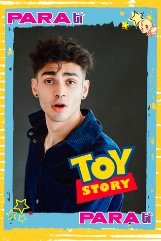 #CD9 ALAN ¡SÚPER FAN DE TOY STORY!