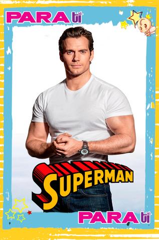 ¡OMG! HENRY CAVILL ¿TUVO MIEDO A LA MALDICIÓN DE SUPERMAN?