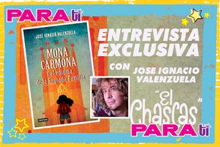 #ELCHASCAS ¡VIDEO-ENTREVISTA! CON JOSÉ IGNACIO VALENZUELA