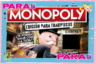"""¡OMG! MONOPOLY LANZA SU EDICIÓN """"PARA TRAMPOSOS"""""""