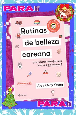 """#COOLBOOKS """"RUTINAS DE BELLEZA COREANA"""""""