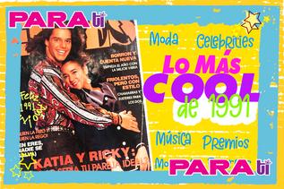 #RETRO RICKY MARTIN Y LO MÁS COOL DE 1991