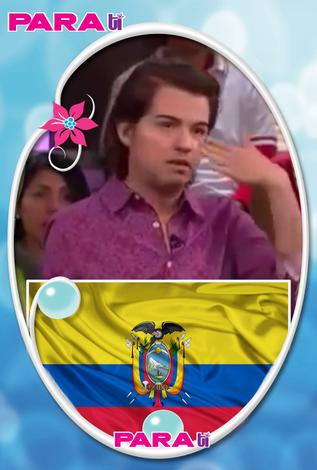 """ESTEBAN"" GRITA ¡ESTÚPIDA ME DISCRIMINAS EN ECUADOR!"