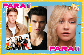¡VIDEO! CD9, JACOB ELORDI, CHRISTINA AGUILERA, MILLY SHAPIRO, RIVERDALE Y MÁS.