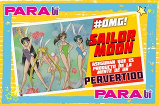#MOONIE ¡FEMINISTAS CONTRA SAILOR MOON!