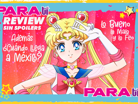 #MOONIE SAILOR MOON ETERNAL ¡REVIEW DE LA PELI! (SIN SPOILERS)