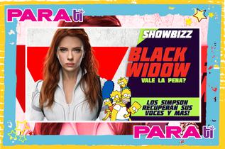 #SHOWBIZZ BLACK WIDOW ¿VALE LA PENA?