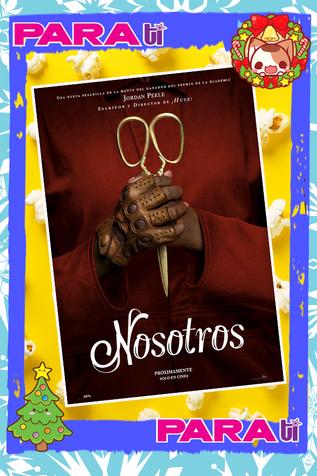 """#MOVIES """"NOSOTROS"""" EL TERROR LLEGA EN MAYO"""