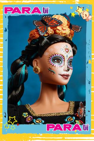 #BARBIE ¡RINDE HOMENAJE A MÉXICO!