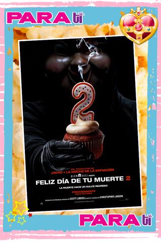 """#MOVIES """"FELIZ DÍA DE TU MUERTE 2"""" LLEGA EN MARZO"""