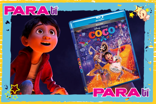 "¡COOL! ""COCO"" ESTRENA EN BLURAY"