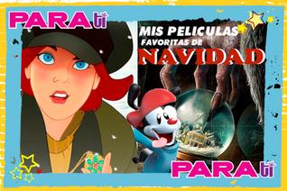 #NAVIDAD DE ANASTASIA A KRAMPUS ¡TOP 5 DE PELIS NAVIDEÑAS!