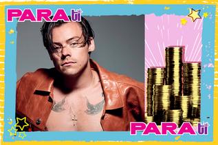 "#OMG HARRY STYLES ¡ASÍ QUEMA SU ""MONEY MONEY""!"