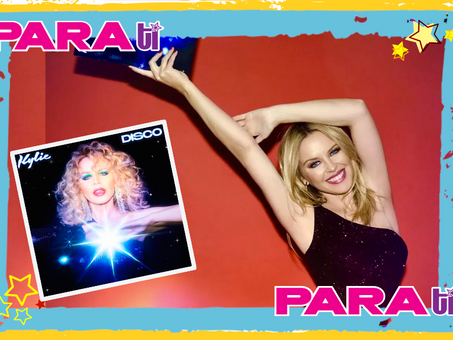 #COOL KYLIE MINOGUE ¡LA DIVA DEL DISCO!