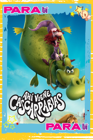 "#MOVIES ""AHÍ VIENE CASCARRABIAS"" ¿VALE LA PENA VERLA?"