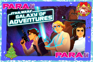 ¡COOL! STAR WARS GALAXY OF ADVENTURES ESTRENA EN YOUTUBE
