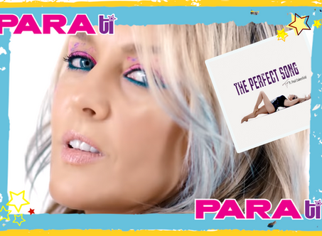 "#GIRLPOWER FEY ¡LA ROMPE EN GRANDE CON ""THE PERFECT SONG""!"