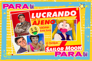 #UPS ¡LUCRANDO A COSTA DE SAILOR MOON!