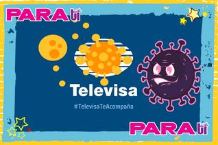 #SHOWBIZZ ¡LLEGÓ EL VIRUS A TELEVISA!