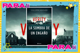 #BOOKS VERITY ¡LA SOMBRA DE UN ENGAÑO!