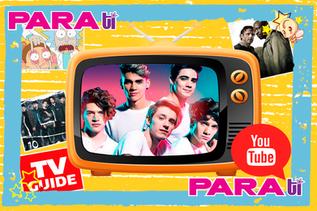 """¡VIDEO! EL """"TV GUÍA"""" DE CD9"""
