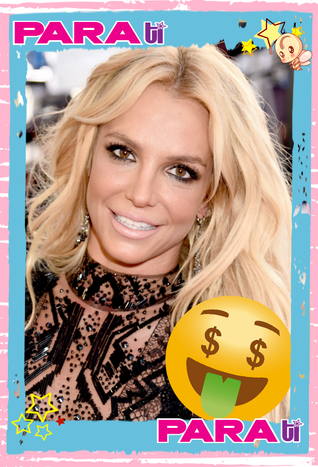 "¡IT´S BRITNEY BITCH! ASÍ QUEMA SU ""MONEY MONEY"" LA PRINCESA DEL POP"