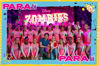 "¡COOL! ""ZOMBIES"" LA ROMPE EN DISNEY CHANNEL LATINOAMÉRICA"