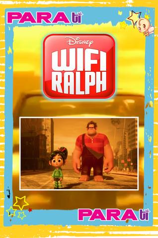 "#WIFIRALPH CREANDO ""SLAUGHTER RACE"""