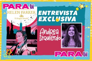 #BOOKS ENTREVISTA CON ANDREA IZQUIERDO
