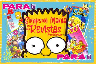 #COOL LOS SIMPSON  ¡SUS MEJORES PORTADAS EN REVISTAS!