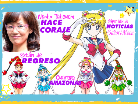 #MOONIE SAILOR MOON ETERNAL ¡SORPRENDE EN GRANDE!