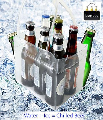 BEER BAG 4 PACK