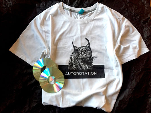Band-T-Shirt für AUTOROTATION_