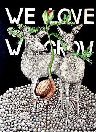 We Love. We Grow.