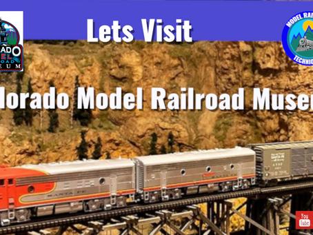 Lets visit the Colorado Model Railroad Museum: Michelle Kempema interview