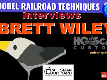 Lets interview Brett Wiley of HO Scale Customs