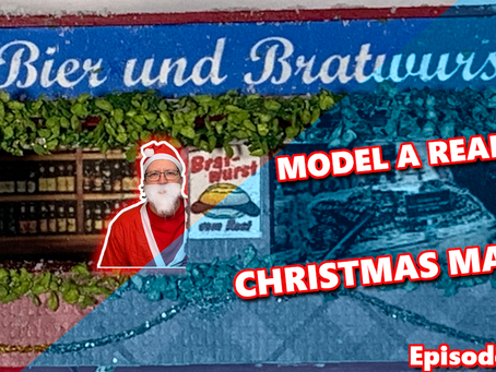 Model a realistic Christmas market. Episode 2.