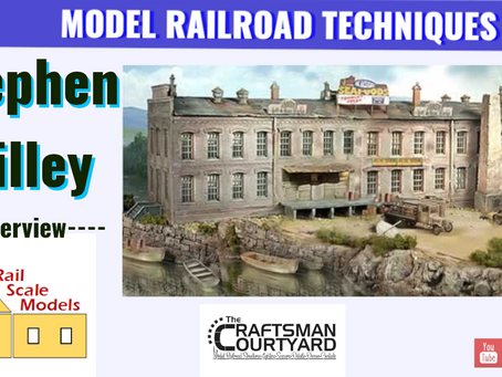 Lets interview Stephen Milley of Rail Scale Model