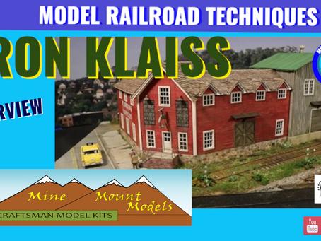 Mine Mount Models- Ron Klaiss inteview
