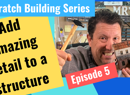 HOW TO ADD AMAZING DETAIL TO A STRUCTURE-All you need to know-Episode 5.