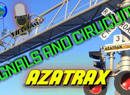 MRT Video podcast #3|Azatrax-Model Railroad Circuits and Signals