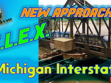 MRT Video Podcast #13-New Approach-Michigan Interstate Model Railroad-St. Clair Division