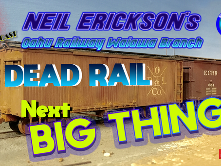 MRT Video Podcast #7-Neil Erickson  Is dead rail the next big thing?