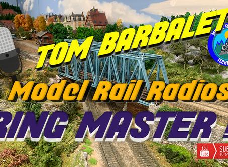 MRT Video podcast #2|Tom Barbalet: Model Rail Radio's Ringmaster