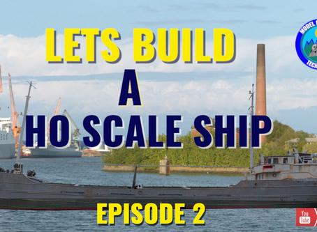 Lets Model a HO Scale  Coaster-Episode 2