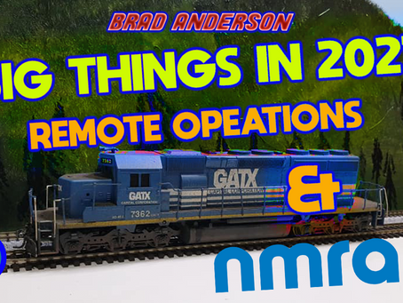 Big Things in 2021: Remote Operations and NMRAx
