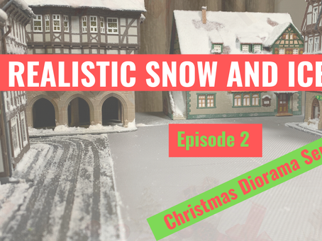 How to use realistic snow effects. Episode 3