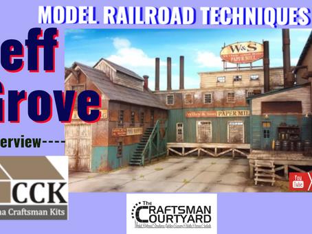 Lets interview Jeff Grove of Carolina Craftsman Kits (CCK)