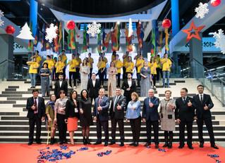 Открытыйрегиональный чемпионат «Молодые профессионалы» (WorldSkills Russia) Республики Башкортоста