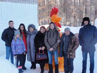 Акция «Милосердие» для Узянского детского дома.